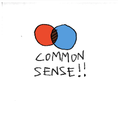 Common Sense - Benjamin Zierock - Infografik