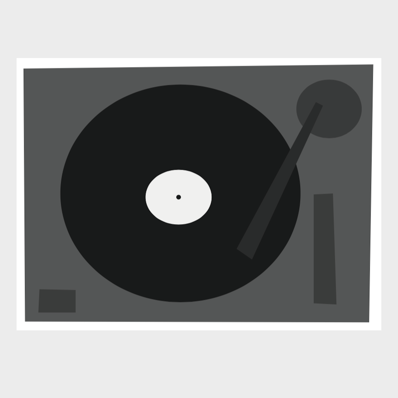Recordplayer - Benjamin Zierock - Medien