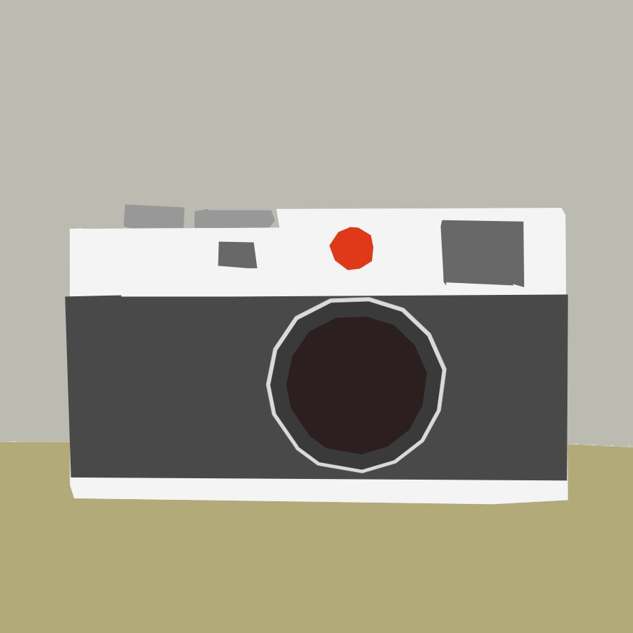 Leica - Benjamin Zierock - Grafik